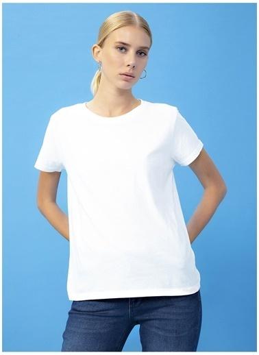 Derin Mermerci X Boyner Tişört Beyaz